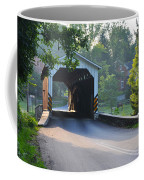 Neff's Mill Covered Bridge Lancaster County Coffee Mug