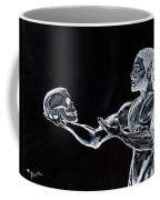 Negative Thoughts Coffee Mug by Edward Fuller