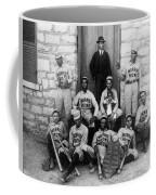 Negro Baseball Coffee Mug