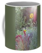 Neighboring Gardeners Coffee Mug