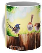 Neighbourhood Gossip Coffee Mug