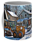 Neighbourhood Snowplough 2 Coffee Mug