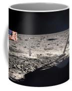 Neil Armstrong On The Moon - 1969 Coffee Mug