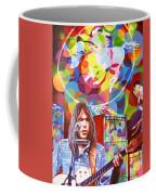 Neil Young-crazy Horse Coffee Mug