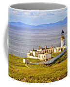 Neist Point Lighthouse Isle Of Skye Coffee Mug