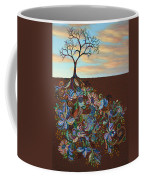 Neither Praise Nor Disgrace Coffee Mug by James W Johnson
