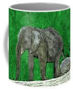 Nelly The Elephant Coffee Mug