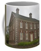 Nelson House Yorktown Coffee Mug