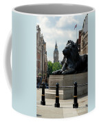 Nelson's Lion Coffee Mug