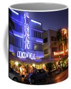 Neon Art Deco Coffee Mug