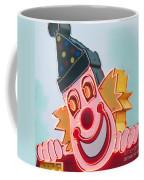 Neon Clown Coffee Mug