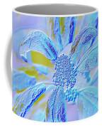Neon Flora Coffee Mug