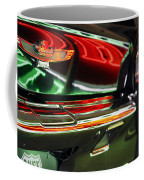 Neon Reflections Coffee Mug