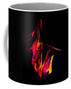 Neon Sax Coffee Mug