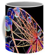 Neon Spin Coffee Mug