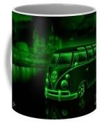Neon Splitty Coffee Mug