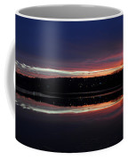 Neon Sunset Coffee Mug