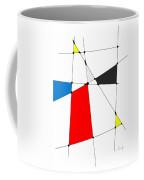 neoplasticism 10 III Coffee Mug