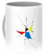 neoplasticism 11 IV Coffee Mug