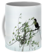 Neotropic Cormorant Coffee Mug