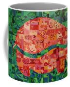 Nepalese Elephant Coffee Mug