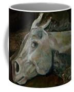 Nephrite's Horses On Stairs Coffee Mug