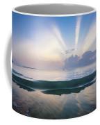 Neptune Step. Coffee Mug by Sean Davey