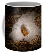 Nesting Leaf Coffee Mug
