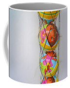 Net Balls Coffee Mug