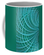 Network Coffee Mug by John Edwards