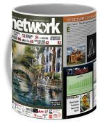 Network Magazine Feature Coffee Mug