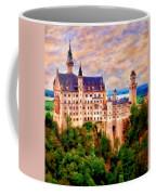 Neuschwanstein Castle Coffee Mug