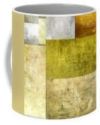 Neutral Study No. 1 Coffee Mug by Michelle Calkins