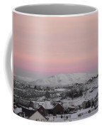 Nevada Morning Coffee Mug
