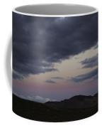 Nevada Skies Over Red Mountain Coffee Mug
