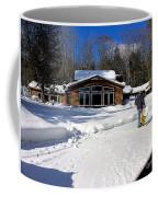 Never Done Coffee Mug
