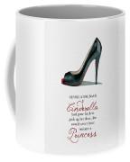Never Look Back Coffee Mug