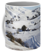 Never Snows In California Coffee Mug