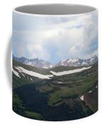 Never Summer Watercolor Coffee Mug