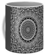 New Abstract Plaid Kaleidoscope Coffee Mug