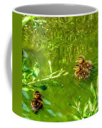 New Baby Ducklings Coffee Mug