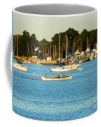 New Bedford Pier Coffee Mug
