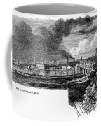 New Brunswick, 1876 Coffee Mug