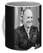 New Chief Of Staff Eisenhower Coffee Mug