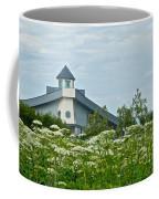 New Church In Ninilchik-ak  Coffee Mug