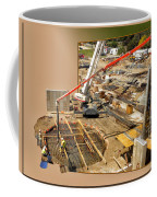 New Commercial Construction Site 02 Coffee Mug