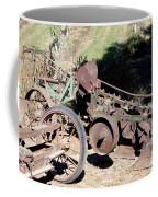 New Crop Antiquated Plow Coffee Mug