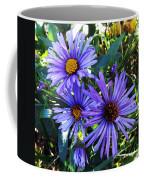New England Aster Coffee Mug