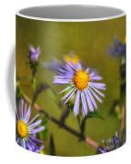 New England Asters Coffee Mug