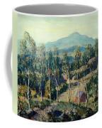 New England Birches Coffee Mug